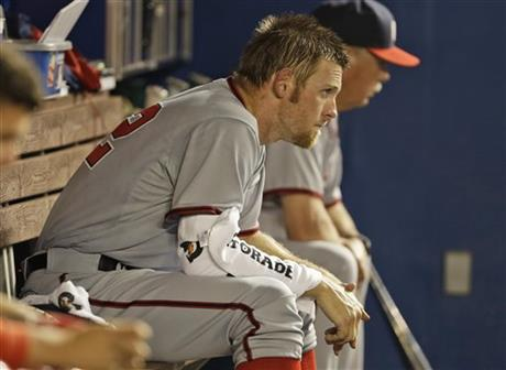 The Nationals have been far from what anyone expected them to be during the past two years.